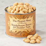 Sweets & Treats - Bacon & Cheddar Peanuts