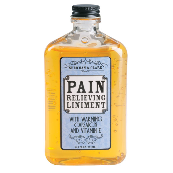 Sherman & Clark Pain Relieving Liniment