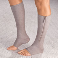 Compression Socks - Magnetic Zipper Compression Socks
