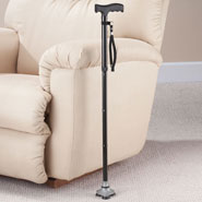 Mobility Aids - Folding Multi-Angle Cane