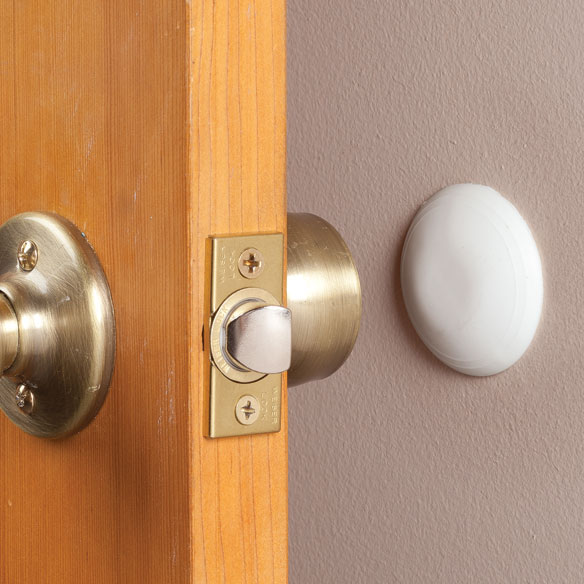 Door Knob Wall Guards