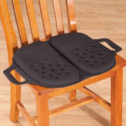 Cushions & Chair Pads - Compact Gel Seat Cushion