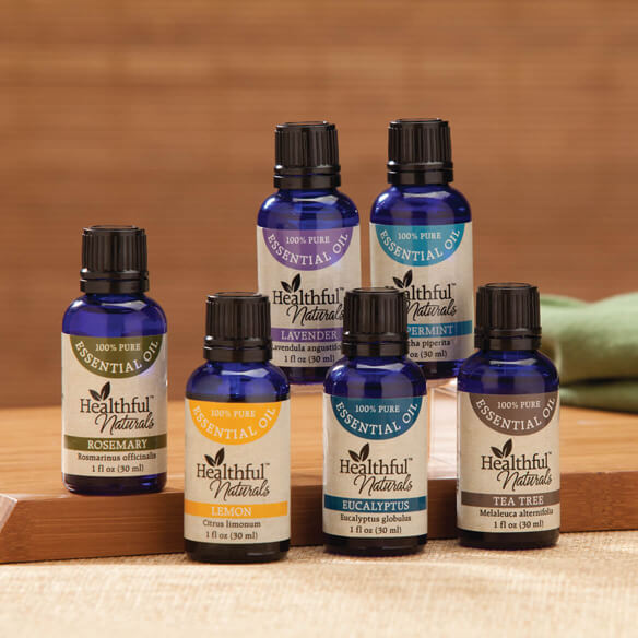 Healthful™ Naturals Starter Essential Oil Kit
