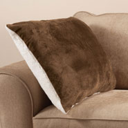 Home Comforts - Reversible Sherpa Snuggle Pillow