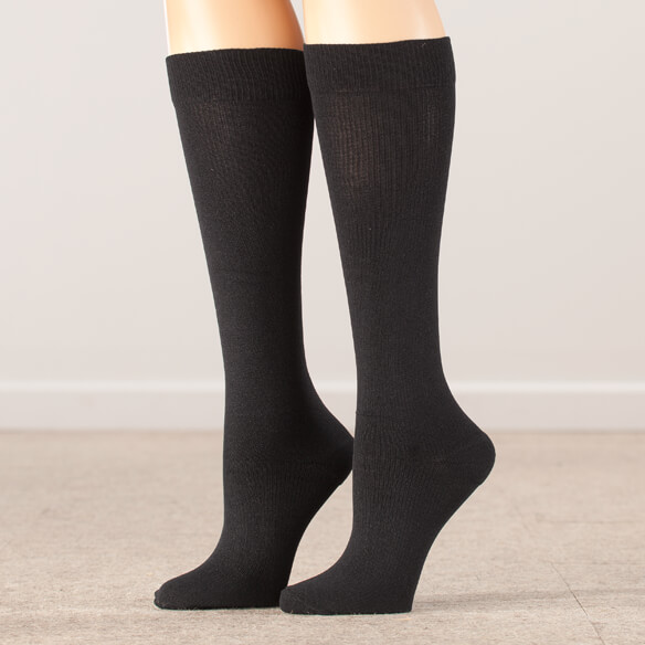 Silver Steps™ Compression Socks 8–15 mmHg - View 1