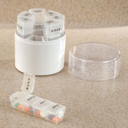Medicine Storage - Weekly Pill Holder