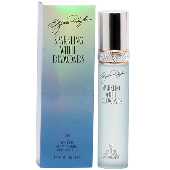 Elizabeth Taylor Sparkling White Diamonds Women, EDT Spray