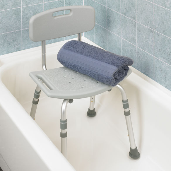 Bath Bench with Carry Bag - View 1