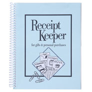 Hobbies & Books - Receipt Keeper