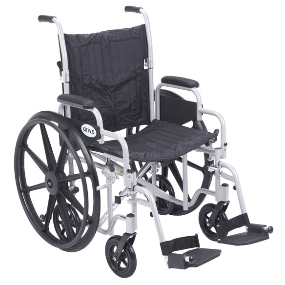 Lightweight Transport Chair Wheelchair