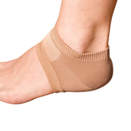 Antibacterial & Antimicrobial - Healthy Steps™ Antibacterial Gel Heel Protectors, 1 Pair