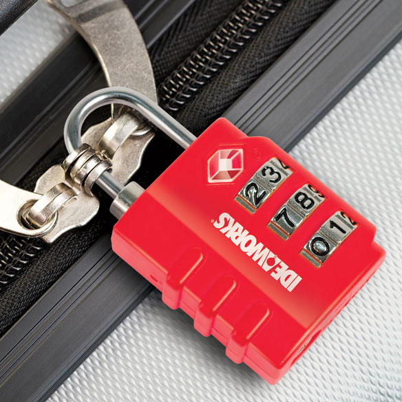 Large Digit Luggage Lock - View 1