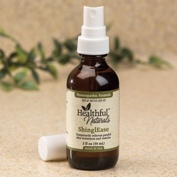 Healthful Naturals Shinglease Shingles Pain Relief