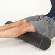 Exercise & Fitness - 24 Inch High Density Foam Roller