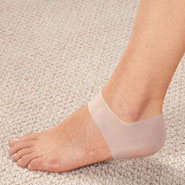 Foot Care - Healthy Steps™ Silicone Gel Heel Sleeve, Pair