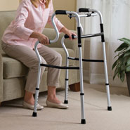 Walking Aids - Easy Rise Walker