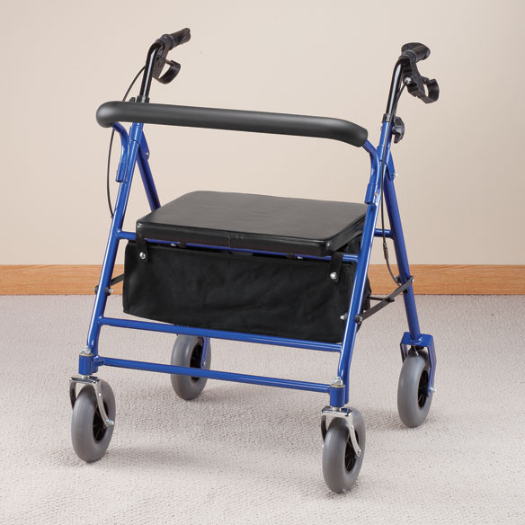 Steel Bariatric Rollator - View 1