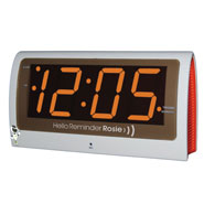 Hearing Loss - Reminder Rosie Interactive Clock