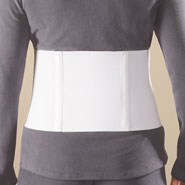 "Back & Shoulder Pain - 8"" Abdominal Support"