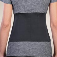 Back & Shoulder Pain - All Elastic Industrial Lumbosacral Support