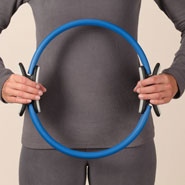 Exercise & Fitness - Toning Ring with Dual Grips