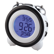 Our Favorites - LCD Retro Bell Alarm Clock
