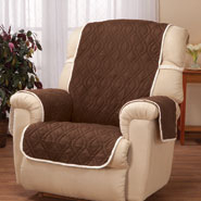 Incontinence - Deluxe Reversible Waterproof Recliner Chair Cover