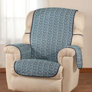 Home Comforts - 1 Piece Reversible Fashion Chair Cover by OakRidge™