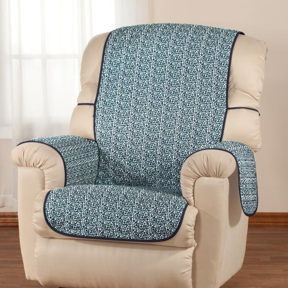 1 Piece Reversible Fashion Chair Cover by OakRidge™