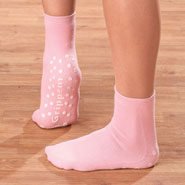 Hosiery - Grippem Non-Skid Slipper Socks, 1 Pair