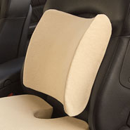 Auto & Travel - Memory Foam Back Cushion