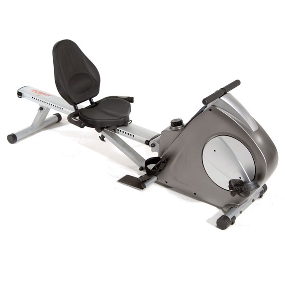 Stamina Conversion II® Recumbent Bike/Rower - View 1