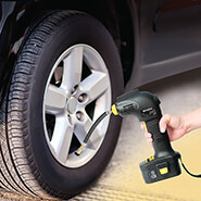 Auto & Travel - Cordless Tire Inflator