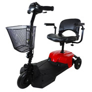 Wheelchairs & Accessories - Bobcat 3 Wheel Scooter