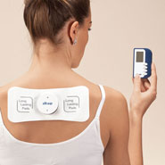 Muscle & Nerve Pain - Wireless Remote TENS System