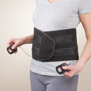 New - Back Support with Easy Tighten System