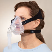 Bedroom - Full Face CPAP Mask