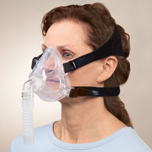 Full Face CPAP Mask - View 1