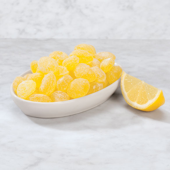 Old-Fashioned Lemon Drops