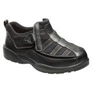 Comfort Footwear - Dr. Comfort Edward X Men's Double Depth Shoe