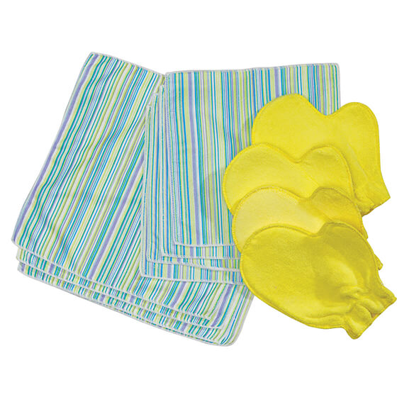 Microfiber Cleaning Cloths, Set of 12