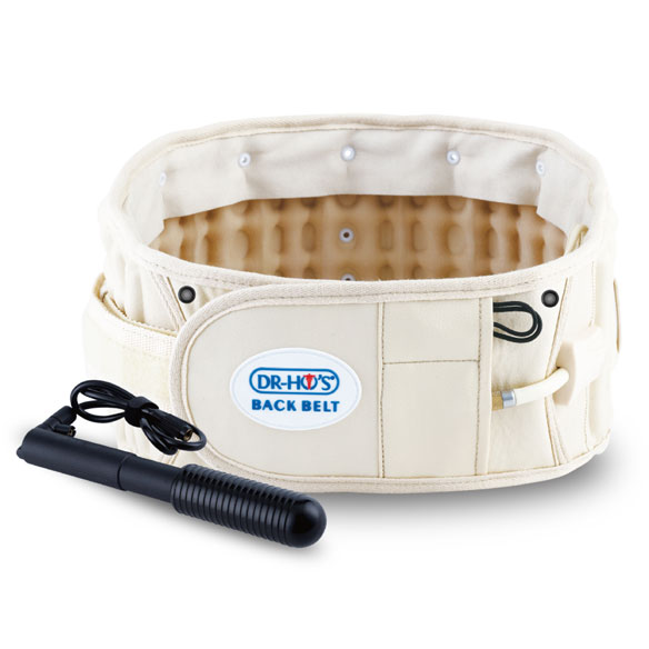 DR-HO'S 2-in-1 Back Relief Belt - View 1