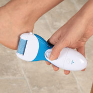 Foot Care - Portable Callus Remover