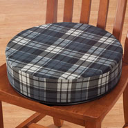 Cushions & Chair Pads - Extra Thick Swivel Seat Cushion