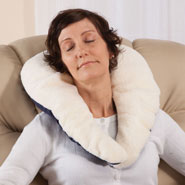 Muscle & Nerve Pain - Sherpa C-Shaped Pillow