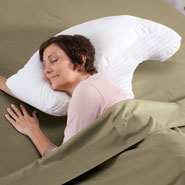 Trouble Sleeping - Wave Pillow