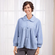 Apparel - Bed Jacket By Sawyer Creek Studio™​