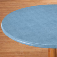 New - Illusion Weave Vinyl Elasticized Table Cover
