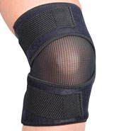 Knee & Ankle Pain - Comfort Fit Knee Compression Wrap