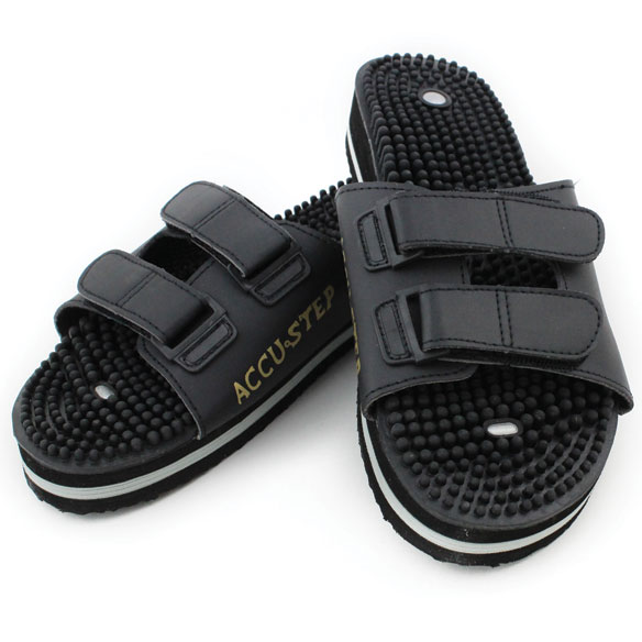 AccuStep Adjustable Massage Sandals